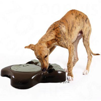 Comedero y juego de inteligencia Aikiou para perros