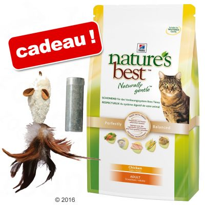 croquettes hill 39 s nature 39 s best pour chat prix avantageux chez zooplus hill 39 s nature 39 s best. Black Bedroom Furniture Sets. Home Design Ideas