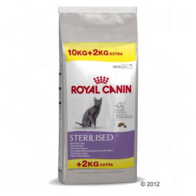 croquettes royal canin pour chat animalerie en ligne zooplus royal canin 10 kg 2 kg offerts. Black Bedroom Furniture Sets. Home Design Ideas