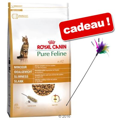croquettes royal canin pure feline pour chat prix avantageux chez zooplus croquettes royal. Black Bedroom Furniture Sets. Home Design Ideas