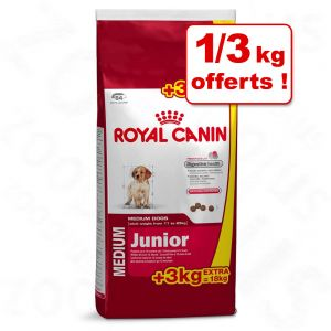 croquettes royal canin size 15 kg 3 kg offerts prix avantageux chez zooplus. Black Bedroom Furniture Sets. Home Design Ideas
