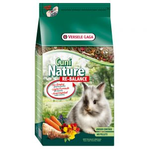 Cuni Nature Re-Balance hrana za kuniće
