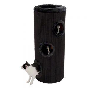 Cat Tower Scratch Barrell