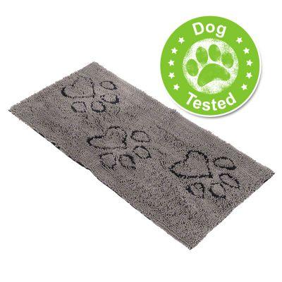 Dirty dog doormat