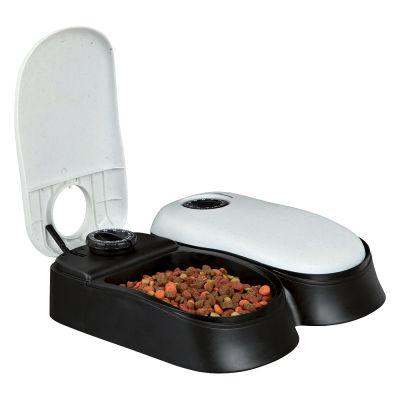 tx2 distributeur de nourriture pour chat et petit chien zooplus. Black Bedroom Furniture Sets. Home Design Ideas