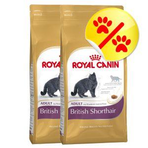 2 x 10 kg royal canin british shorthair adult zu discountpreisen bei. Black Bedroom Furniture Sets. Home Design Ideas