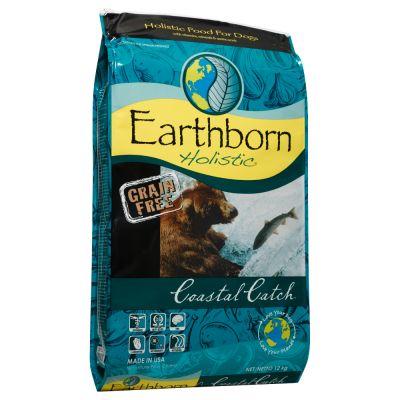 earthborn holistic coastal catch   croquettes pour chien