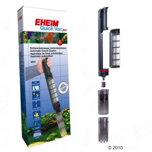Eheim quick vacpro automatic gravel cleaner free p p 29 for Aspirarifiuti sera gravel cleaner