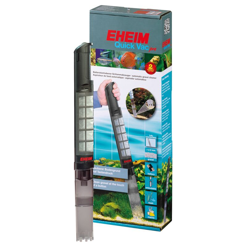 Eheim quick vacpro automatic gravel cleaner free p p 29 for Automatic fish tank cleaner