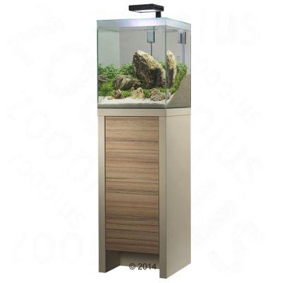 Fluval fresh ensemble aquarium sous meuble zooplus for Aquarium en solde