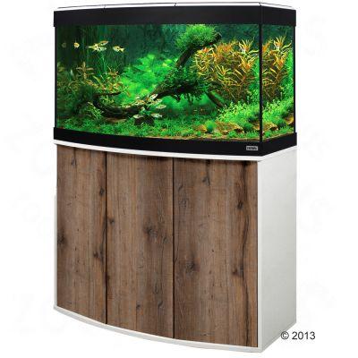 Fluval vicenza 180 ensemble aquarium sous meuble zooplus for Aquarium en solde
