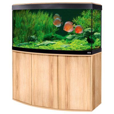 Fluval vicenza 260 ensemble aquarium sous meuble zooplus for Aquarium en solde