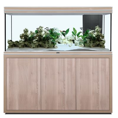 aquatlantis fusion 150 led ensemble aquarium sous meuble zooplus. Black Bedroom Furniture Sets. Home Design Ideas
