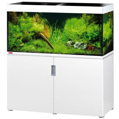 Eheim incpiria 400 ensemble aquarium sous meuble zooplus for Meuble aquarium 120 cm