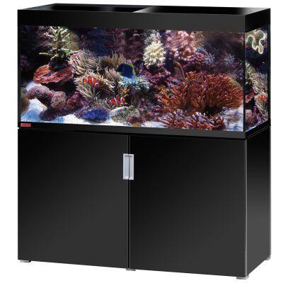 Eheim incpiria 400 marine ensemble aquarium sous meuble for Aquarium en solde