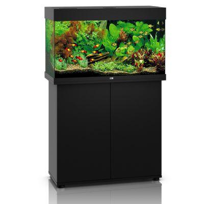 Ensemble aquarium sous meuble juwel rio 125 prix for Aquarium en solde
