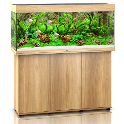 ensemble aquarium sous meuble juwel rio 240 prix avantageux chez zooplus. Black Bedroom Furniture Sets. Home Design Ideas
