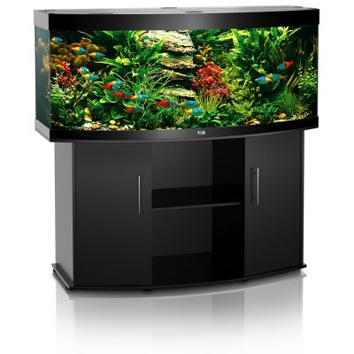 ensemble aquarium sous meuble juwel vision 450 prix avantageux chez zooplus. Black Bedroom Furniture Sets. Home Design Ideas