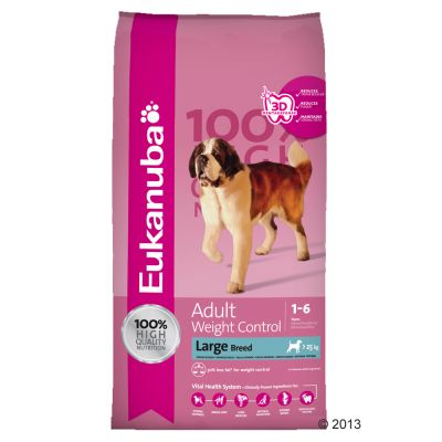 Eukanuba Adult Weight Control grandes races pour chien