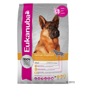 eukanuba breed berger allemand croquettes pour chien. Black Bedroom Furniture Sets. Home Design Ideas