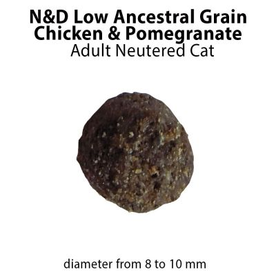 Farmina N&D Low Grain Cat Pollo & Melograno Neutered