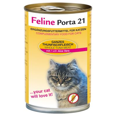 Feline Porta 21 - 6 x 400g