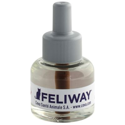 FELIWAY difusor blanco redondo