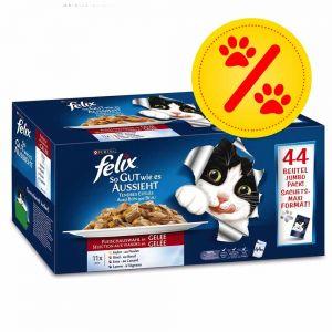 Felix Marinades Cat Food Offers