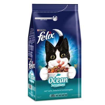 Felix Ocean Sensations s rybím masem