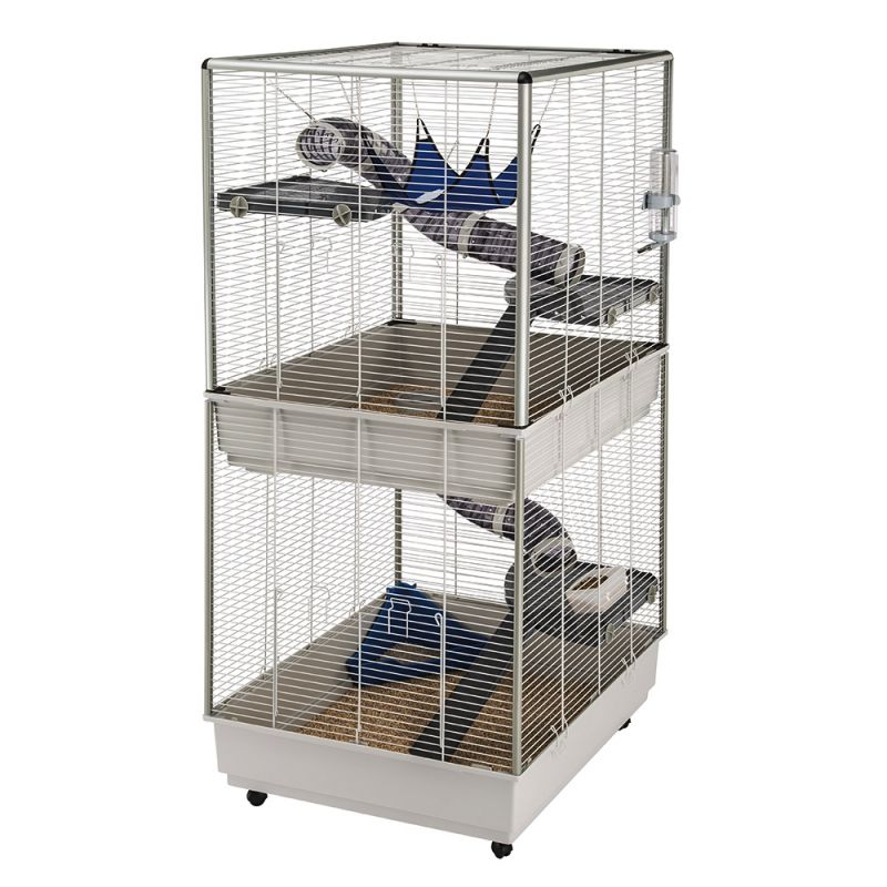 Rat Amp Ferret Cage Furet Tower Bargain Prices At Zooplus