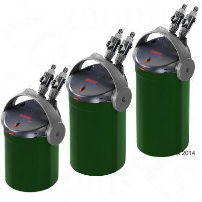 Filtro esterno eheim ecco pro zooplus for Pompe per laghetti esterni