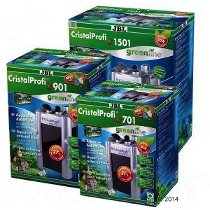 Filtro esterno jbl cristal profi greenline zooplus for Pompe per laghetti esterni