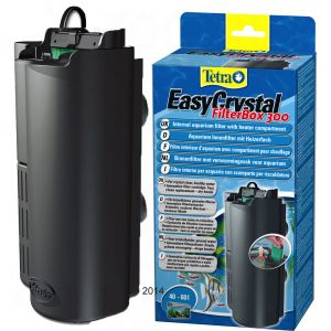 Filtro interno tetratec easycrystal filterbox 300 zooplus for Acquari tetra prezzi
