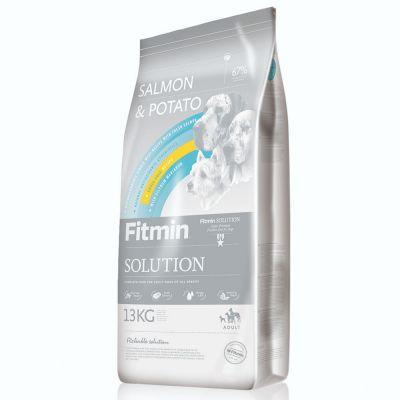 Fitmin Dog Solution Salmon & Potato