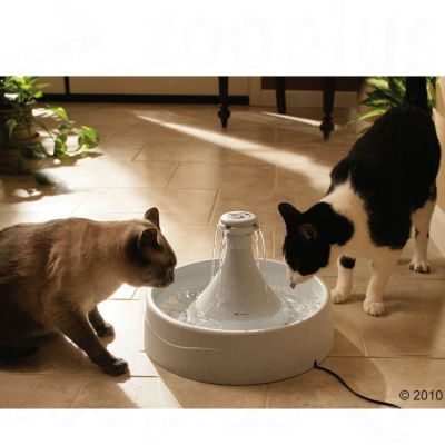 fontaine eau drinkwell 3 8 l pour chat zooplus. Black Bedroom Furniture Sets. Home Design Ideas