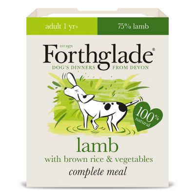 Forthglade dog food