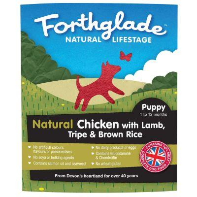 Forthglade Natural Lifestage Dog Food