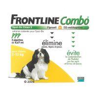 Frontline pour chien