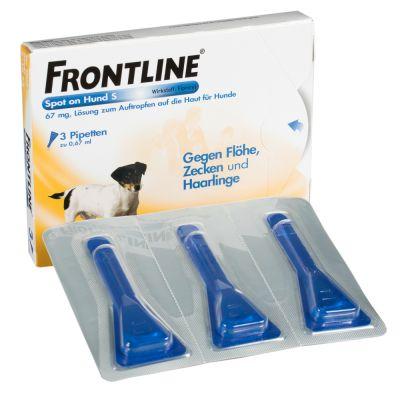 frontline spot on hund s jetzt g nstig kaufen bei zooplus. Black Bedroom Furniture Sets. Home Design Ideas