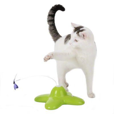 Zooplus Butterfly Cat Toy