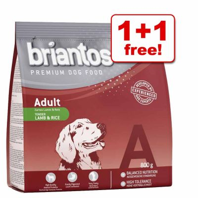 Briantos Dry Dog Food