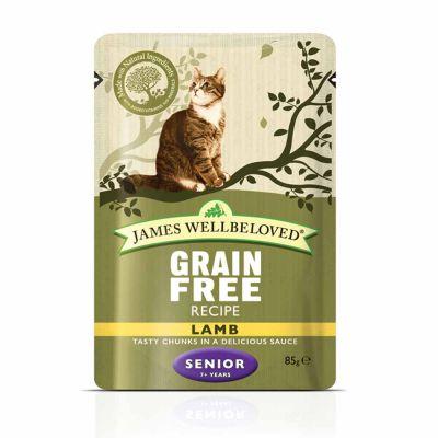 James Wellbeloved Senior Dog Food Pouches