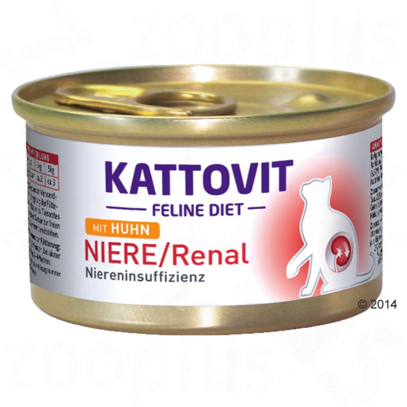 Canned Cat Food For Renal Failure
