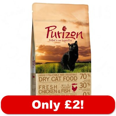 Purizon Dry Cat Food Review