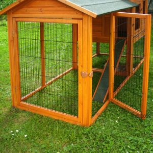 Gabbia per roditori conigli conigliera recinto ebay for Conigliera da interno
