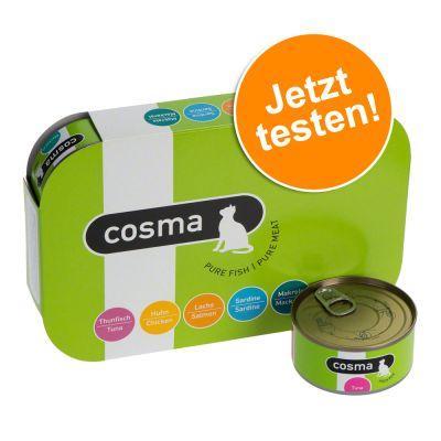 Gemischtes Probierpaket: Cosma Original in Jelly