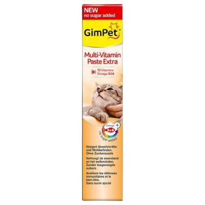 GimCat Multi-Vitamin-Extra Katzenpaste