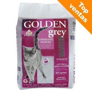 golden grey arena para gatos m s econ mico en zooplus golden grey master arena aglomerante para. Black Bedroom Furniture Sets. Home Design Ideas