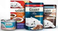 Latas de comida húmida Gourmet para gatos