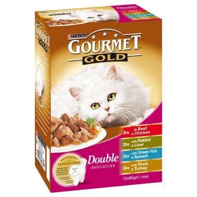 Gourmet Gold 12 x 85 g